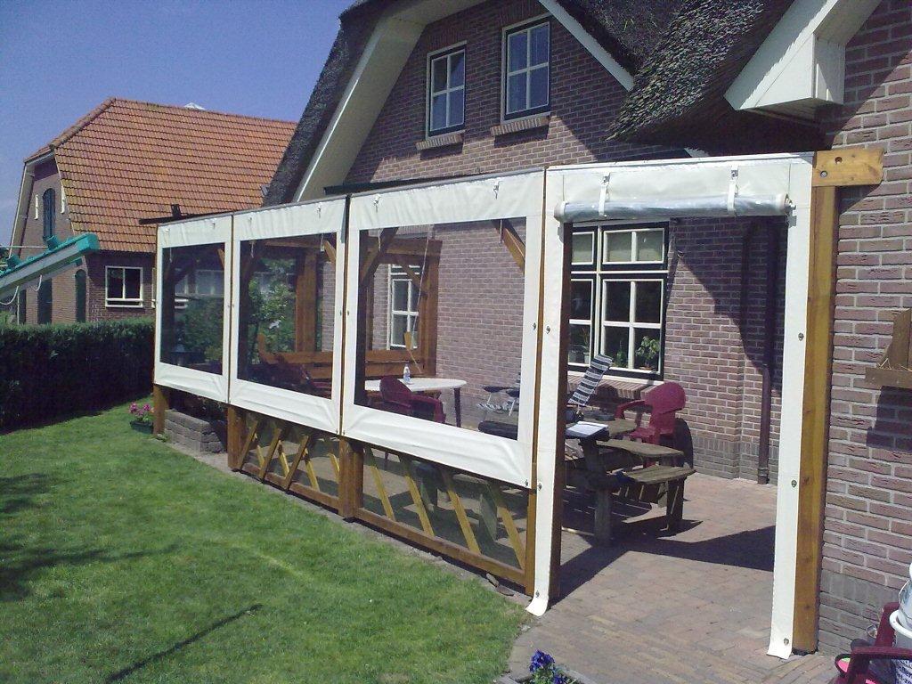 Wanden veranda - Terras zeil ...